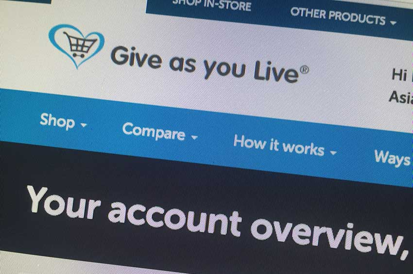 give-as-you-live-track-donations